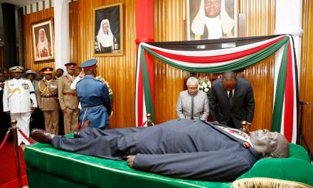 Moi death: How can you forgive when your tormentor does not confess?