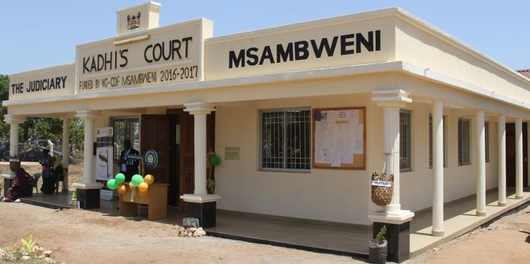 Muslim women and judicial authority: Kenya in comparative context